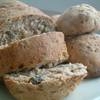 Courgette and Pumpkin Seed Bread (Not Cake) Recipe
