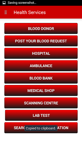 Emergency Health Services