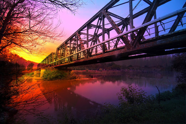 Ponte dei colori di Daimon