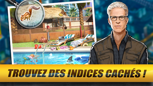 Les Experts: Hidden Crimes captures d'u00e9cran 1