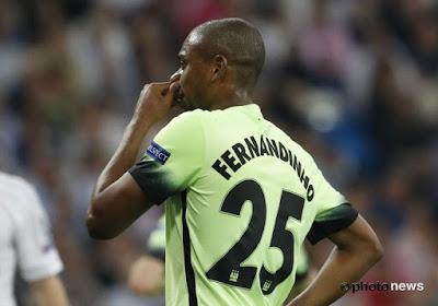 Lourde sanction pour Fernandinho