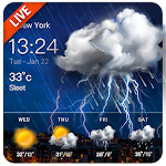 Daily Live Weathear Widget Icon