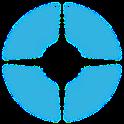 CM9 Theme: CirclesMod ICSBlue icon