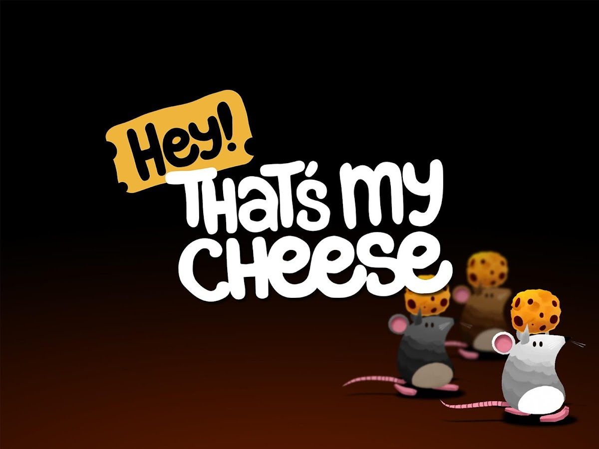 Hey Thats My Cheese!- screenshot