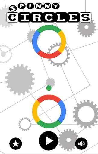 Spinny Circles