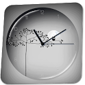 Transparent Simple Clock icon