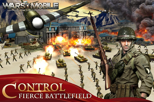 Wars Mobile: World War II 1.18 {cheat|hack|gameplay|apk mod|resources generator} 3