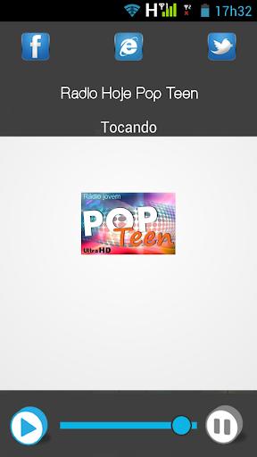 Rádio Hoje Pop Teen