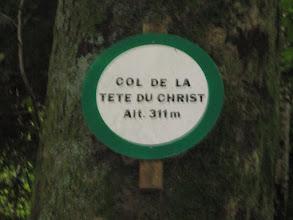 Photo: col de la Tête du Christ
