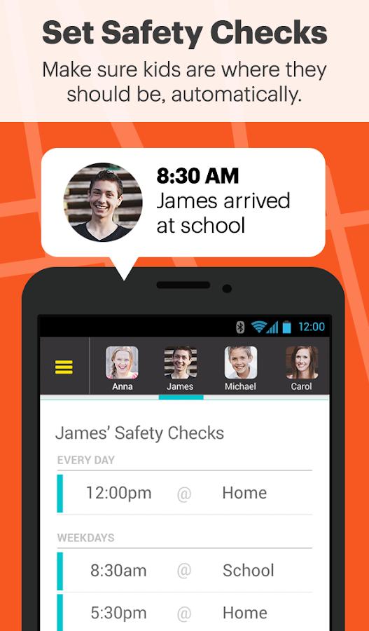 Sprint Family Locator - screenshot