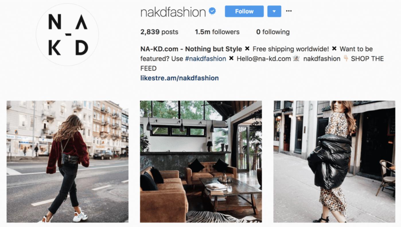 fashion-instagram-niche
