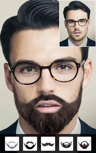 Beard Man - Beard Styles & Beard Maker 5.3.3 Screenshots 13