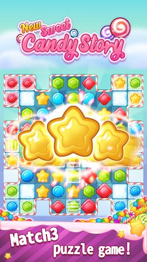New Sweet Candy Story 2020 screenshot 1
