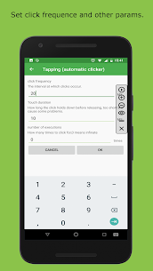 Tapping – Auto Clicker 1.3.4.3 Mod Android Updated 3