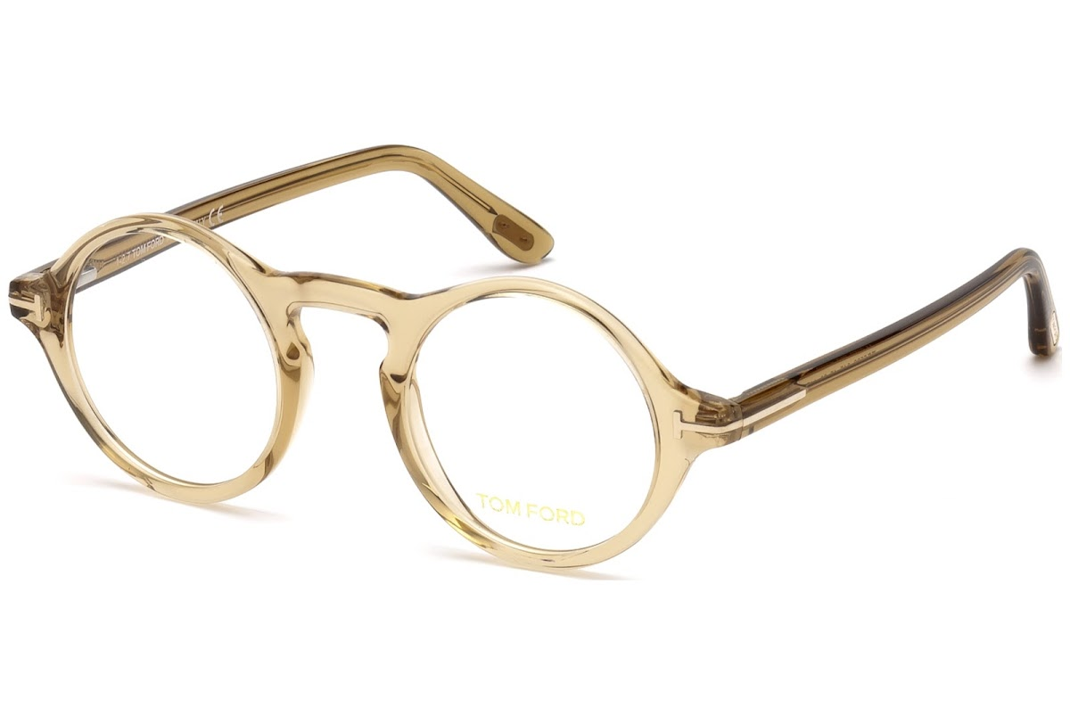 5b1557115d0 Buy Tom Ford FT5526 C45 045 (shiny light brown   ) Frames