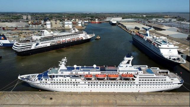 CMV Becomes the Third Cruise Line To Go Out of Business in a Month