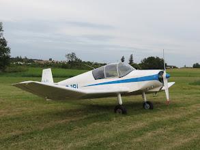 Photo: Jodel D112 de l'Aéroclub de Marmande