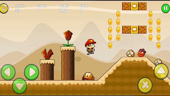Game Bob's World - Super Adventure APK for Windows Phone