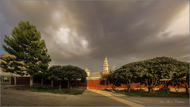 "Photo: Turda - Str. Salinelor, Nr.10 - Biserica Ortodoxa ""Sfânta Treime "" (Biserica Șovagăilor), vedere de pe Str. Dorobanti - 2018.08.09"