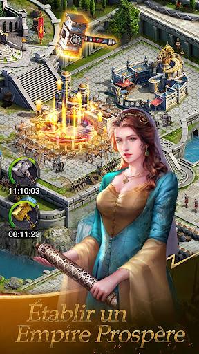 Télécharger Gratuit Days of Empire - Les Héros ne meurent jamais APK MOD (Astuce) screenshots 5