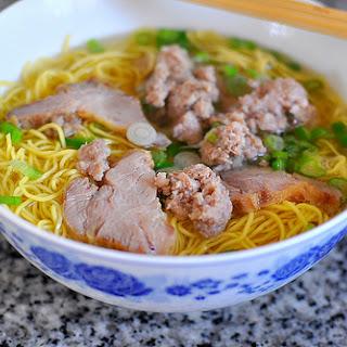 Hủ Tiếu Mì – Vietnamese Pork Noodle Soup