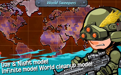 SWAT and Zombies - Defense & Battle 2.2.2 Screenshots 4