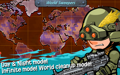 SWAT and Zombies – Defense & Battle Apk 4