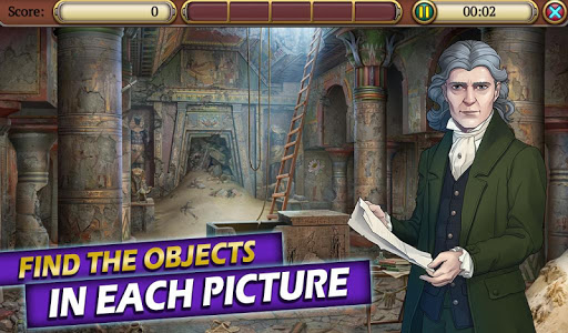 Time Crimes Case: Free Hidden Object Mystery Game 3.77 screenshots 1