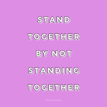 Stand Together - Instagram Post template