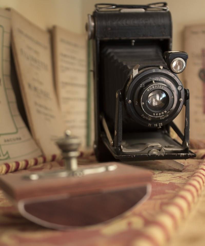 Vecchi modi di fotografare di Alessandro Bonesso