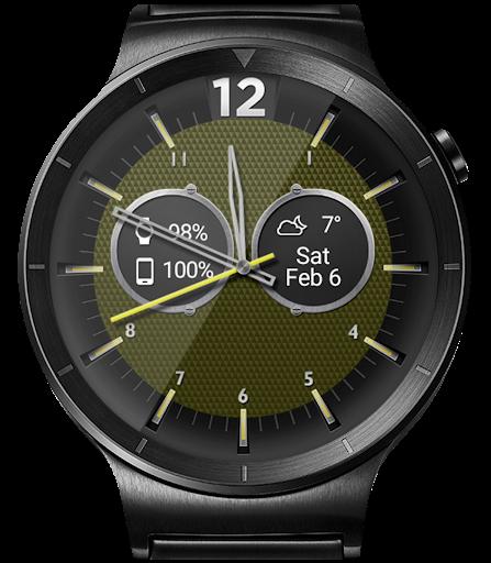 Titanium Brave HD WatchFace Widget Live Wallpaper 4.8.1 screenshots 16