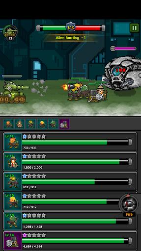 Grow Soldier - Idle Merge game apkdebit screenshots 14