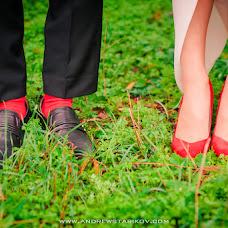Wedding photographer Andrey Starikov (AndrewStarikov). Photo of 10.02.2014