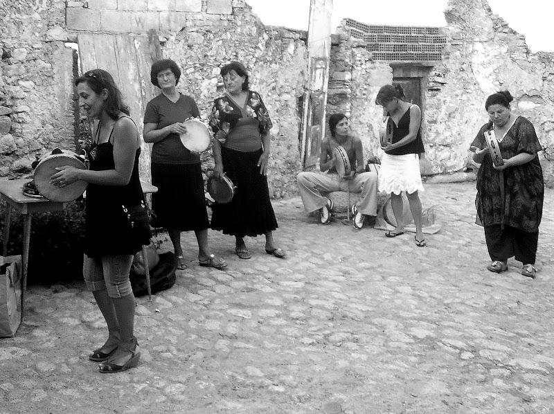 donne di taranta !  di ottavioart