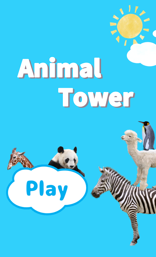 Animal Tower- screenshot