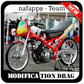 Modification Motorcycle Drag