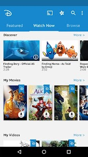 Disney Movies Anywhere Screenshot 2