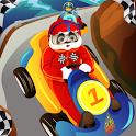 Crash Go Kart Racing 3d 🏎 icon