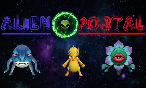 Alien Portal Legends
