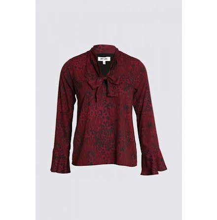 Bleak Blouse, Red Leo - Dry Lake