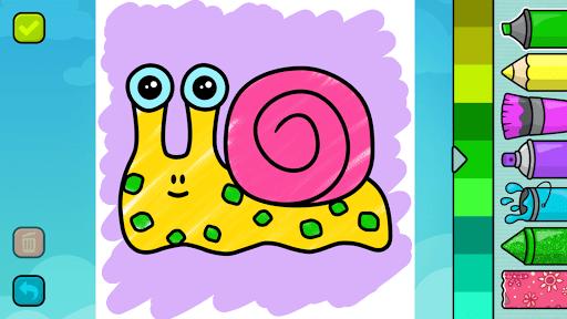 Coloring book for kids screenshot 3