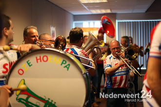 Photo: Team Michelle spinnig voor goede doel
