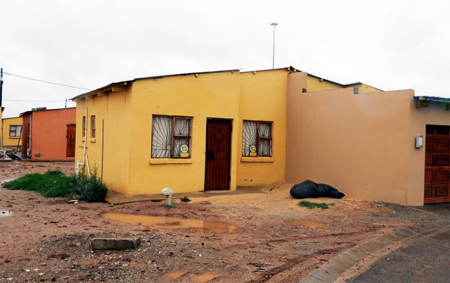 Gauteng Does Not Know How Many Rdp Houses Have Been Sold
