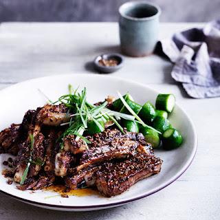 Sichuan-spiced Lamb Ribs