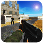 Commando IGI Gun Shooter 3D