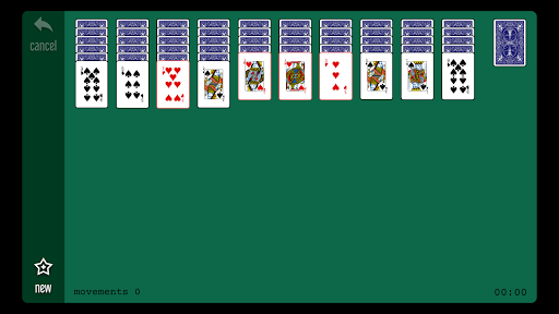 Spider (king of all solitaire games) android2mod screenshots 8