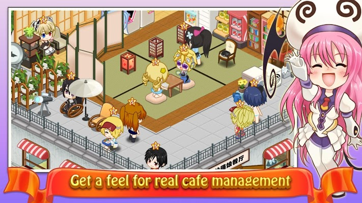 Moe Girl Cafe 2 - screenshot