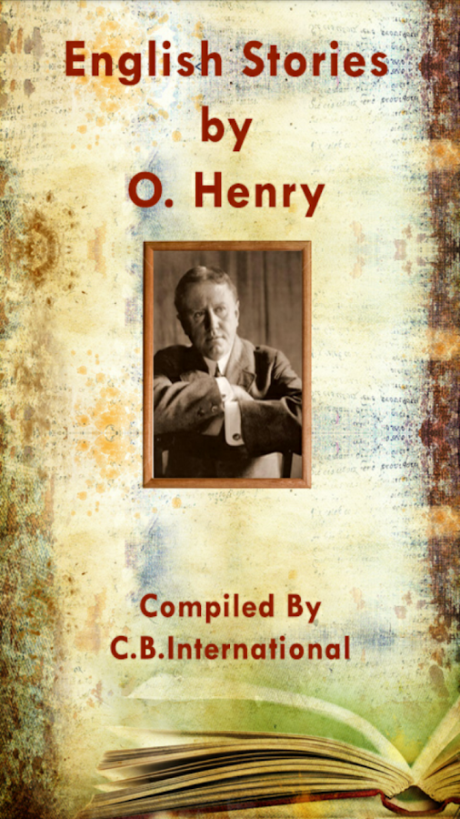 English Stories by O.Henry- screenshot