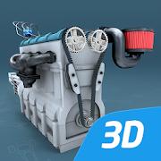 محرك أوتو رباعي الأشواط VR