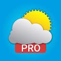 Weather 14 days Pro icon